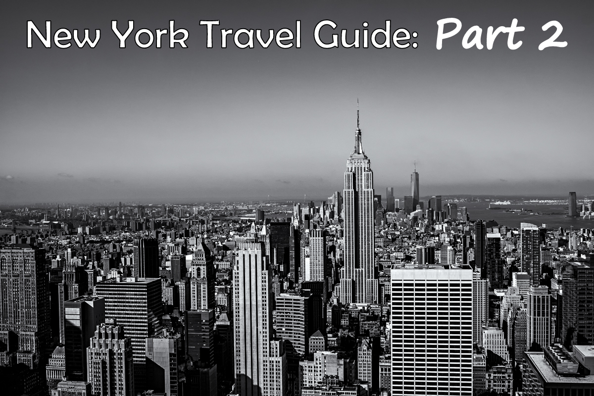 Gay New York travel guide