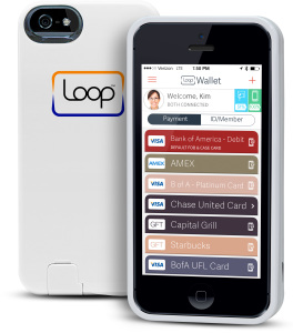 LoopPay mobile pay ChargeCase