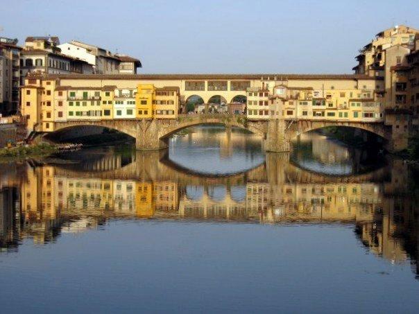Florence, Italy Ponte Vecchio