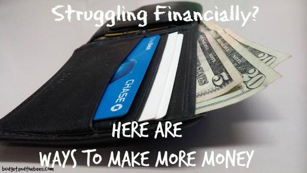 ways to make more money