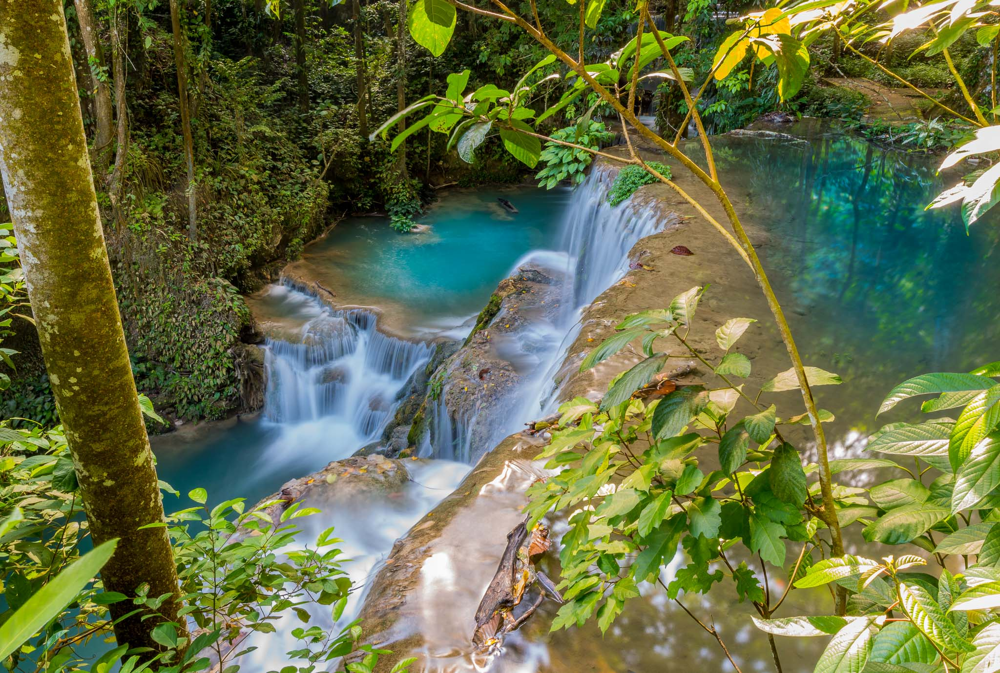 Indonesia - Travis Longmore Photography- Salodik Waterfall
