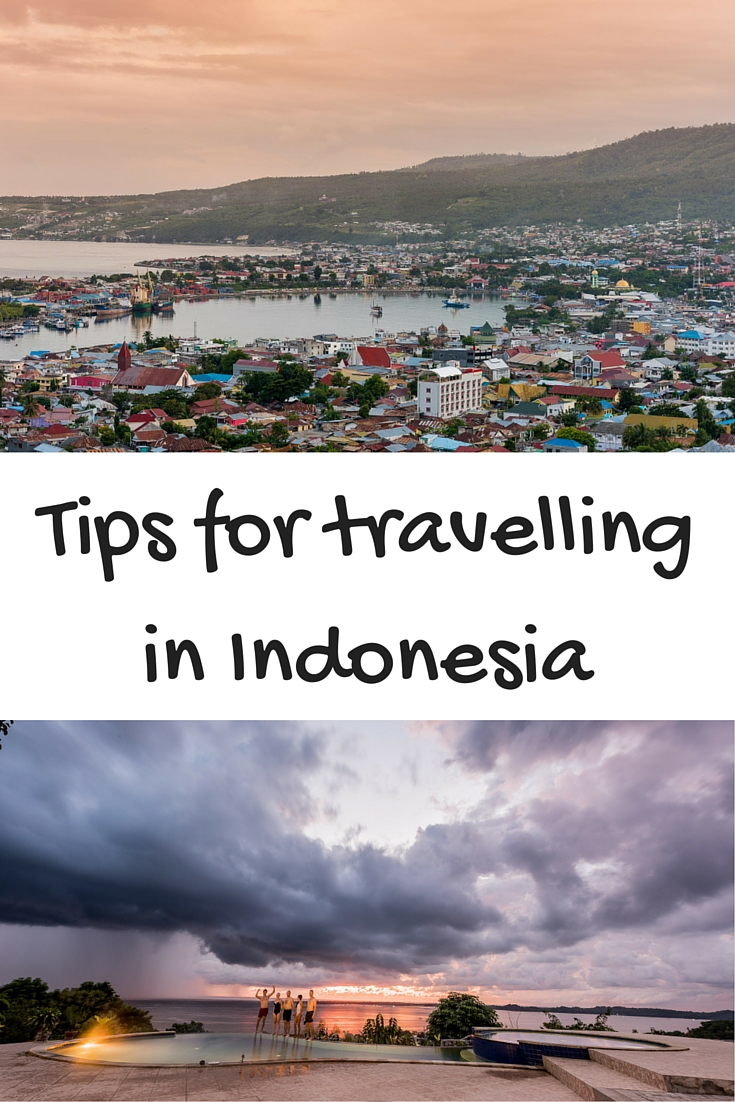 Tips for travelling in Indonesia from Budget and the Bees
