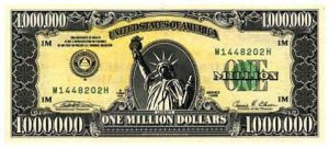 Ways to Make One Million Dollars