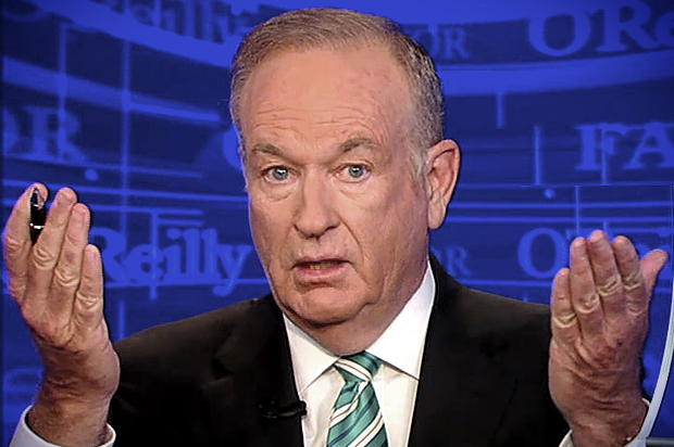 Bill O'Reilly's net worth