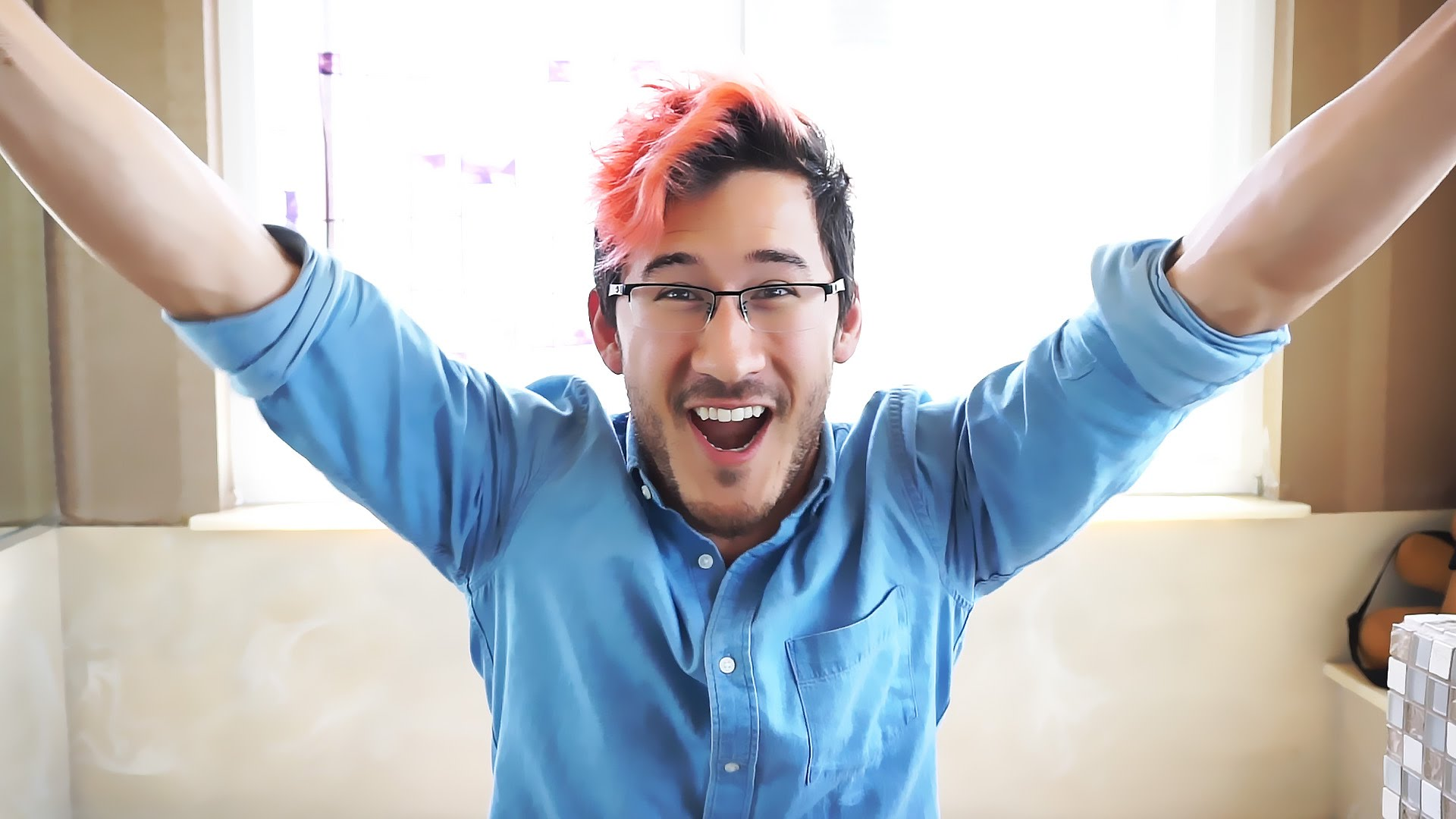 Youtuber markipliers net worth may surprise you budget and the bees imagine having no college degree yet getting rich by commenting on youtube videos on the web well its not a fantasy for some people sciox Choice Image