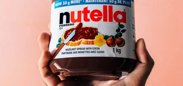 7 Recipes to Try With the New Costco Nutella