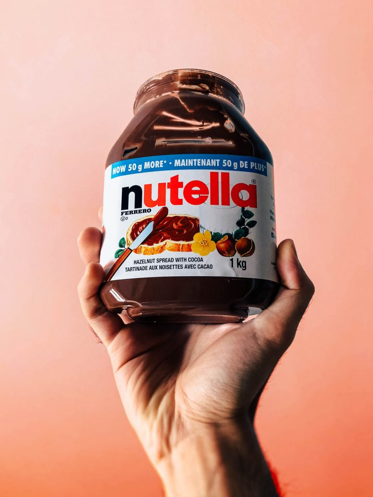 Costco Nutella recipes