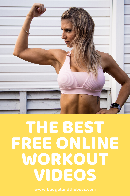 best free online workout videos