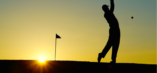 The Golf Champion's Mindset: Have It in Three Steps