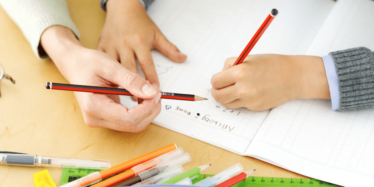 Options for tutoring your child